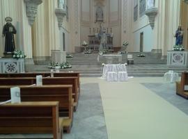 Addobbo Chiesa S. Francesco 6/A