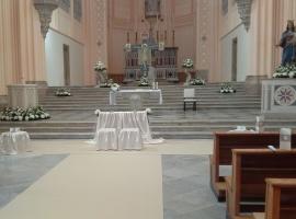 Addobbo Chiesa S. Francesco 6X
