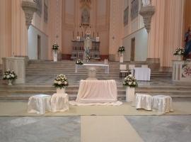 Addobbo Chiesa S. Francesco 8/A