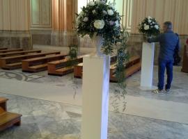 Addobbo Chiesa S. Francesco 8/B