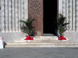 Particolare Ingresso Riso Chiesa S. Francesco 1/C