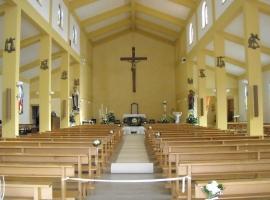Addobbo Chiesa S. Nilo 1