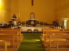 Addobbo Chiesa S. Nilo 2