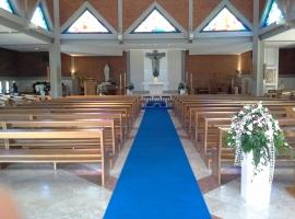 Addobbo Chiesa S. Paolo 1X