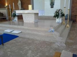 Addobbo Chiesa S. Paolo 2/A