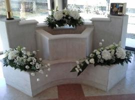 Composizione Chiesa S. Paolo 2/A